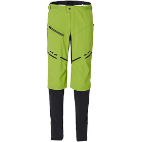 VAUDE Virt II Softshell Pants Men chute green